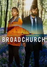 Rent Broadchurch on DVD