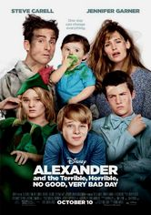 Rent Alexander and the Terrible on DVD