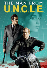 Rent The Man from U.N.C.L.E. on DVD