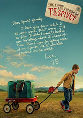 Rent The Young and Prodigious T.S. Spivet on DVD