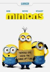 Rent Minions on DVD