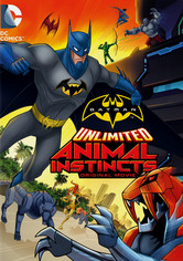 Rent Batman Unlimited: Animal Instincts on DVD