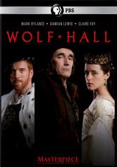 Rent Wolf Hall on DVD
