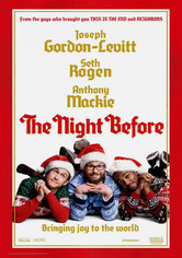 Rent The Night Before on DVD