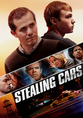 Rent Stealing Cars  on DVD