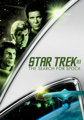 Rent Star Trek III: The Search for Spock on DVD