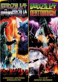 Godzilla: Destroyah / Space Godzilla