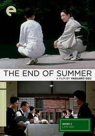 Late Ozu: The End of Summer