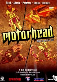 Motorhead: What Do You Live For?