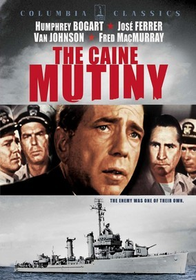 Rent The Caine Mutiny on DVD