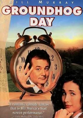 Rent Groundhog Day on DVD