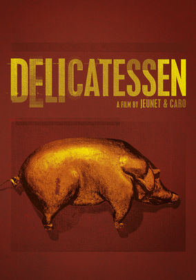 Rent Delicatessen on DVD