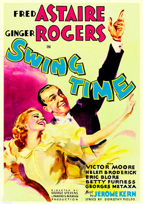 Rent Swing Time on DVD