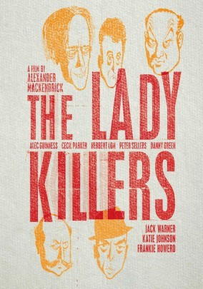 Rent The Ladykillers on DVD