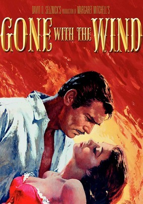 Rent Gone with the Wind on DVD