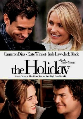 Rent The Holiday on DVD