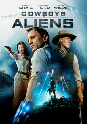 Rent Cowboys & Aliens on DVD