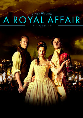 Rent A Royal Affair on DVD