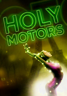 Rent Holy Motors on DVD