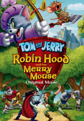 Rent Robin Hood and His Merry Mouse on DVD