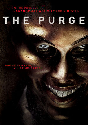 Rent The Purge on DVD