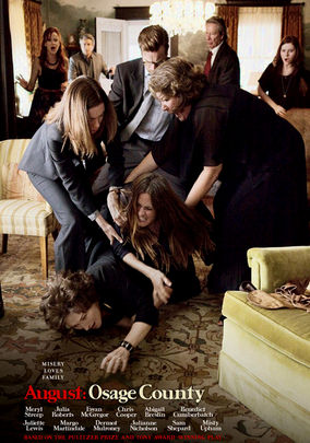 Rent August: Osage County on DVD