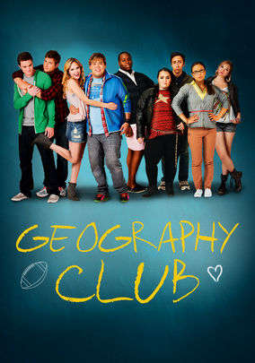 Rent Geography Club on DVD