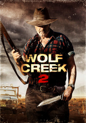 Rent Wolf Creek 2 on DVD