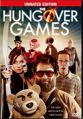 Rent The Hungover Games on DVD