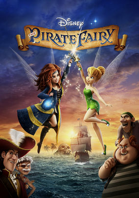 Rent The Pirate Fairy on DVD