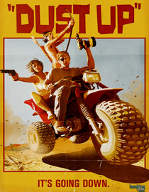 DUST UP on NETFLIX!