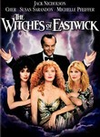 The Witches of Eastwick (1987) box art