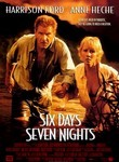 Six Days Seven Nights (1998) Box Art
