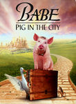 Babe: Pig in the City (1998) Box Art