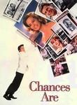 Chances Are (1989) Box Art