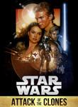 Star Wars Episode II: Attack of the Clones (2002) Box Art