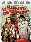 It Happened on 5th Avenue poster