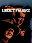 The Man Who Shot Liberty Valance (1962) Box Art
