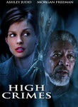 High Crimes (2002) Box Art