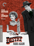 Destry Rides Again (1939) box art