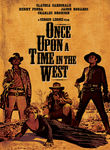 Once Upon a Time in the West (C'era una volta il West) poster