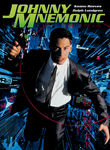 Johnny Mnemonic (1995) Box Art
