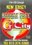 The 4th Annual New Jersey Reggae Fest