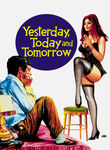 Yesterday, Today and Tomorrow (Ieri, oggi, domani) poster