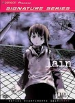 Ciclo de anime: Serial Experiments Lain poster