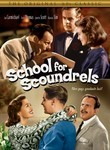 School for Scoundrels (1960) Box Art