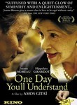 One Day You'll Understand (Plus tard tu comprendras) poster