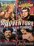 '50s Adventure Classics: Sheena / Flash Gordon / Fu Manchu / Joe Palooka