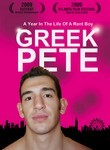 Greek Pete poster