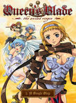 Queen's Blade: Wandering Warrior: Vol. 1: A Single Step